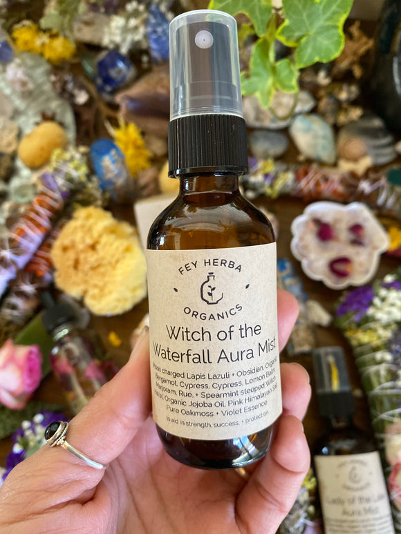 Witch of the Waterfall | Oakmoss + Violet Aura Mist