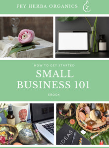 Small Biz Planning 101 EBook