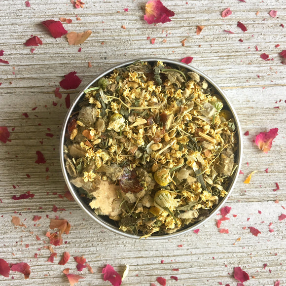 Healing Spirit Loose Herbal Tea