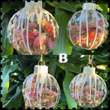 Botanical Ornaments