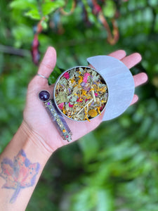 Chakra Healing Loose Herbal Tea