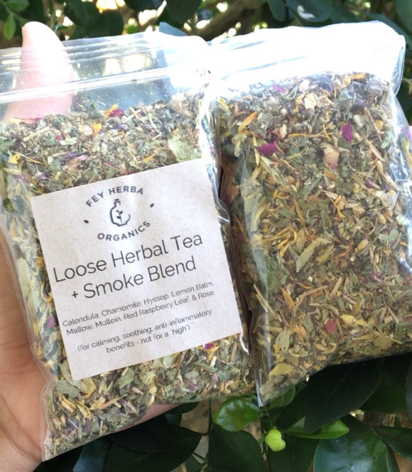 Loose Herbal Blend