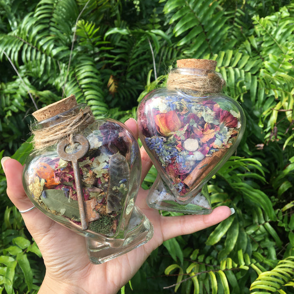 Amore Wish Bottles | Love Bottles