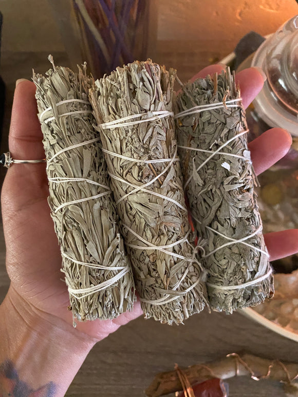 Blue Sage Burn Bundle