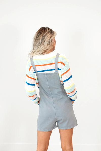 Newport Beach Shortalls