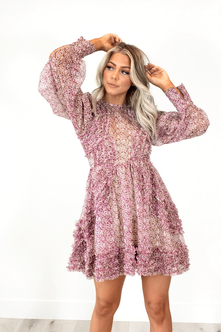 Spring Blossoms Dress