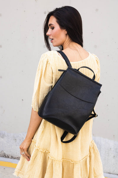 Nova Backpack in Black
