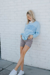 City Of Angels Pullover (blue)