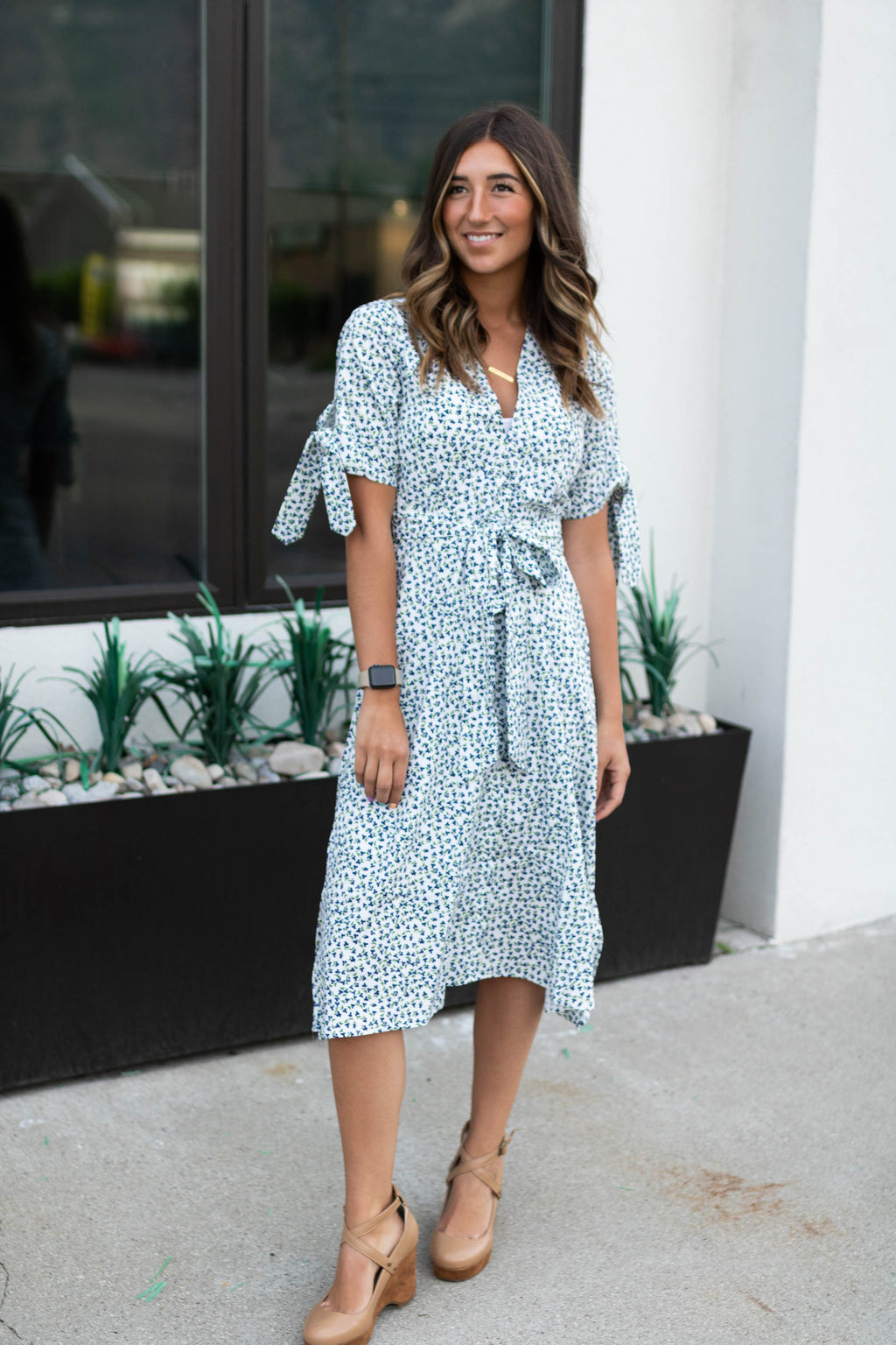 Hamptons Midi Dress