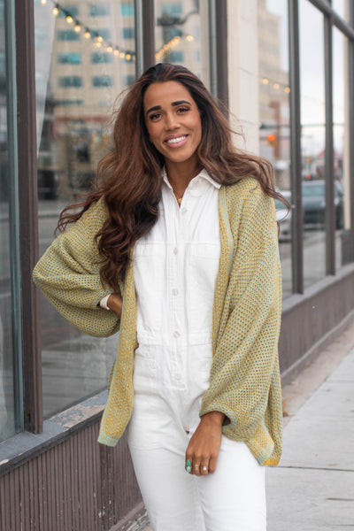 Main Squeeze Knit Cardi