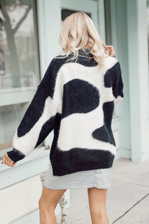 Got Milk Knit Sweater