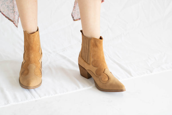 Delilah Western Boots