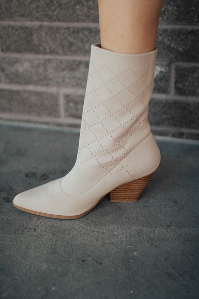 Wild Heart Ankle Boots