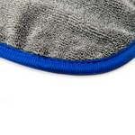 WILKO Blue & Grey Beach Towel Wrap