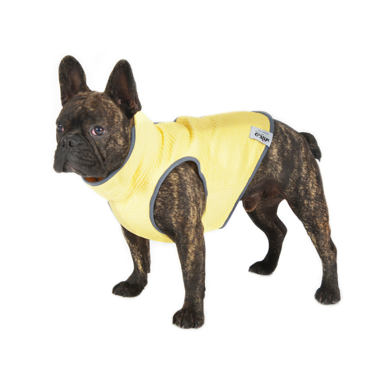 WILKO Yellow Cooling Vest