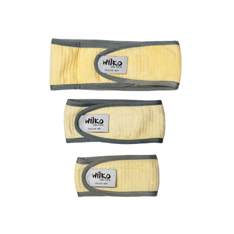 WILKO Yellow Cooling Collar