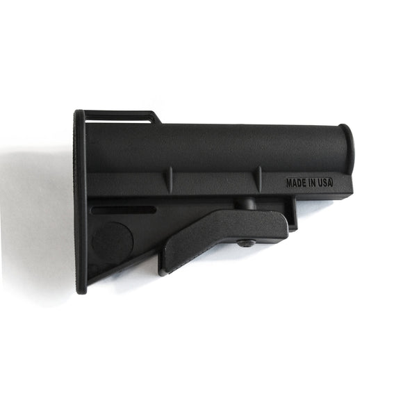 【JE Machine Tech 】AR-15 Featureless Micro Buttstock Mil-Spec Made in USA #00461