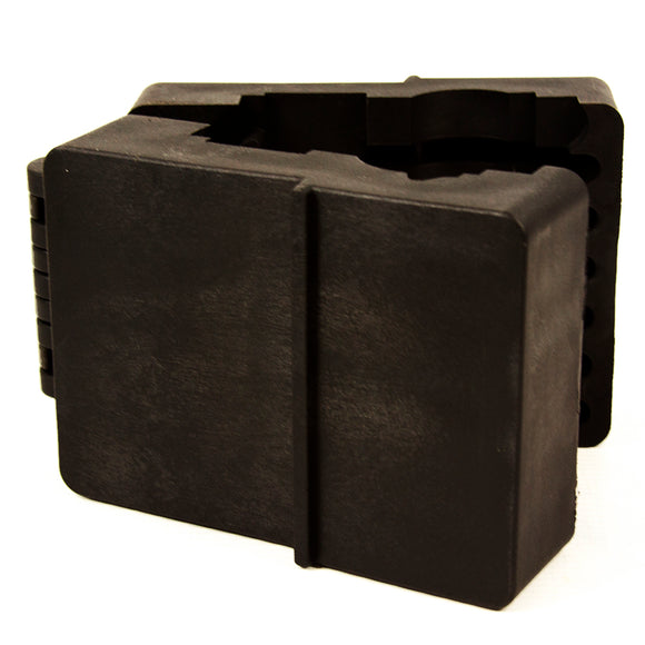 【Hunter Select】Clam Shell Heavy-Duty Upper Vise Block, 3 Colors- Black/Tan/Grey #00261