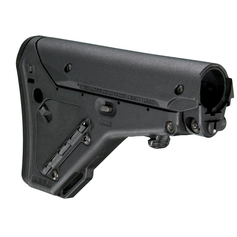 【Magpul】AR-15 UBR Collapsible Stock Black/Tan #00603