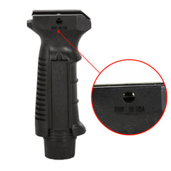 【J&E Machine Tech】Made in USA Ergonomic Ambidextrous Vertical Foregrip #00491