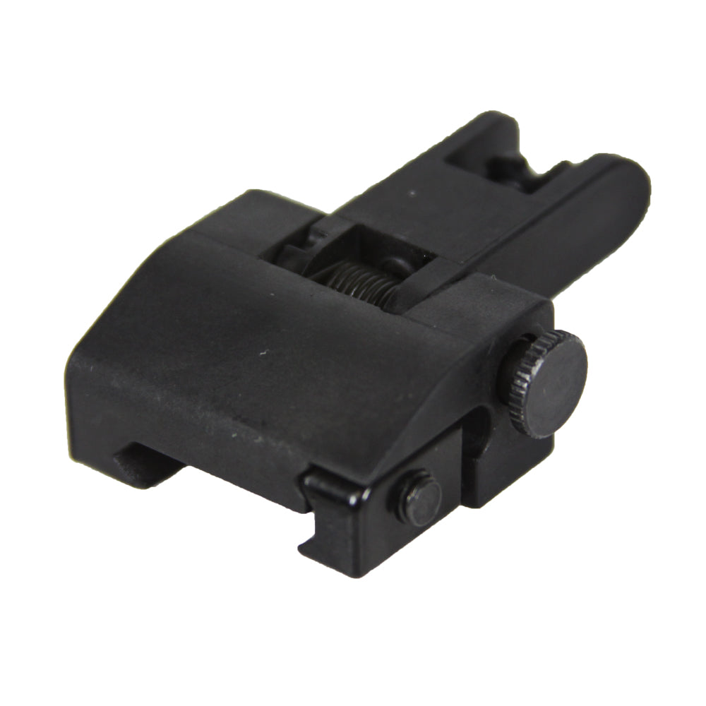【JE Machine Tech】Made in USA Front Flip-up Sight #00635