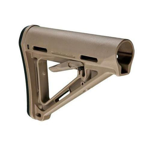 【Magpul】MOE Carbine Commercial-Spec Stock Tan #00612