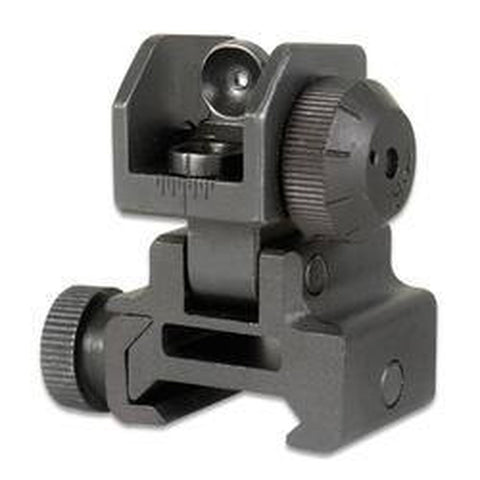 【Hunter Select】Advanced flip-up A2 Iron Tactical Sight - Rear #00243