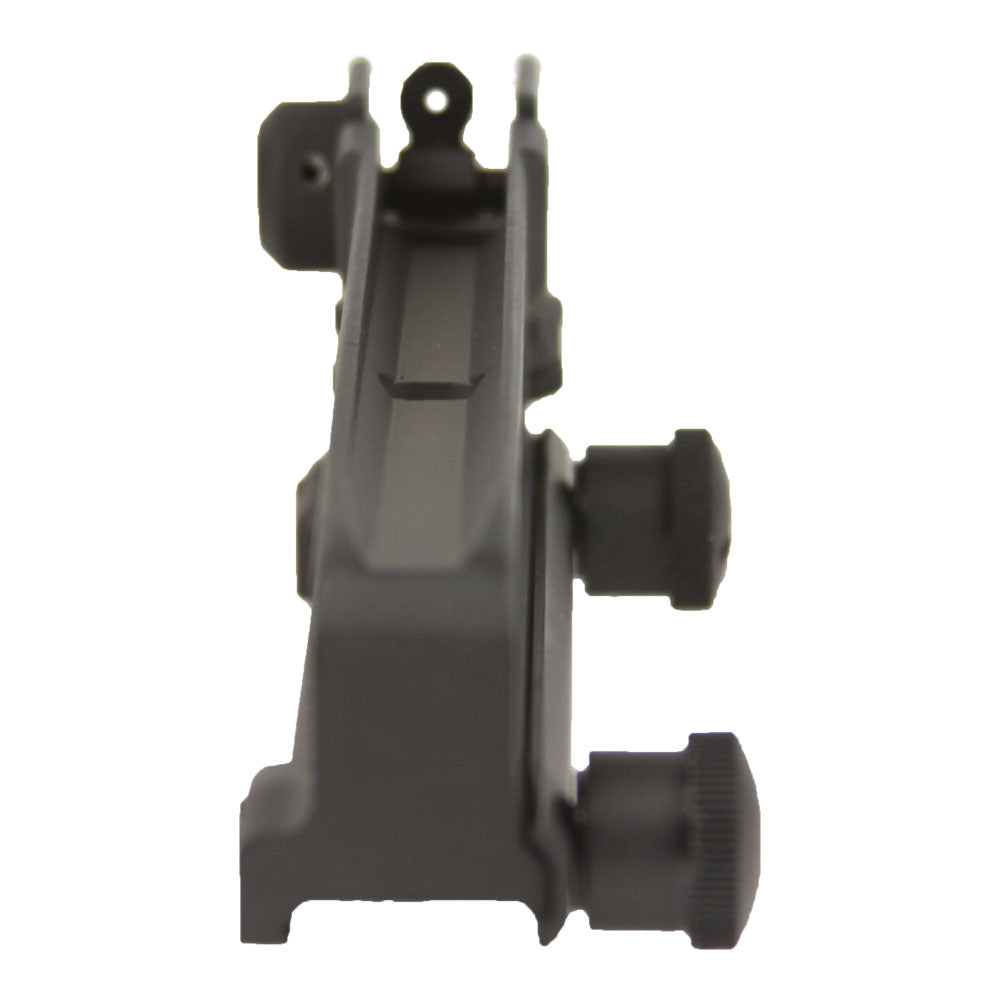 【JE Machine Tech】AR-15 Detachable Carry Handle Rear Sight Shock Proof Lightweight Aluminum #00200