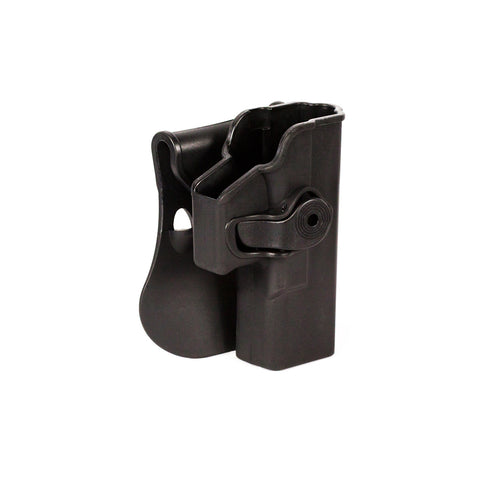 【Hunter Select】Glock 10 Black Tactical Polymer GK19 One-Piece Holster #00296