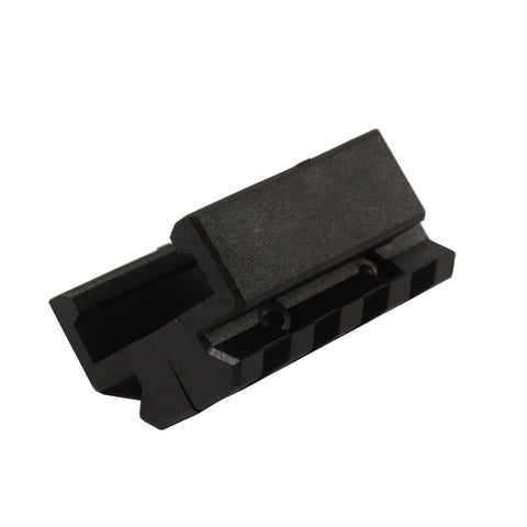 【Hunter Select】Picatinny Rail Adapter [Polymer ] for none Picatinny slots - Compact and Full size pistols #00297