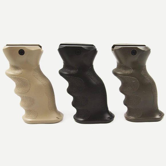 【Hunter Select】Vertical Pistol Shotgun Grip w/ Storage Compartment- 3 Colors #00207
