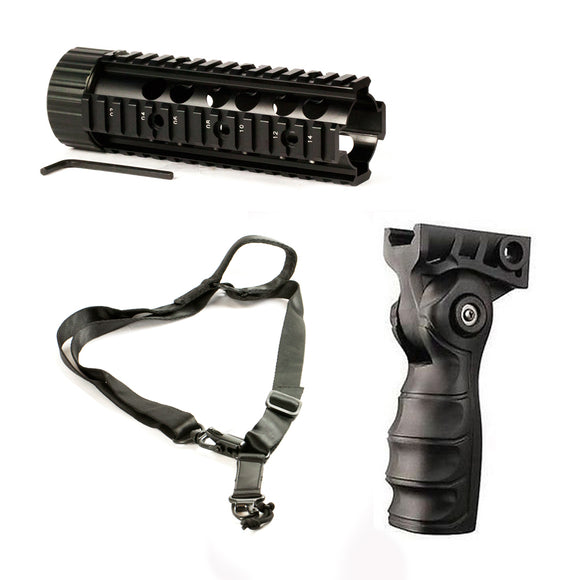 【Hunter Select】Mid-Length Free Float Handguard - 7