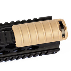 "【Hunter Select】4""  HandGuard Rail Cover - 66 Polymer  - Black/ Tan/ OD #00311"