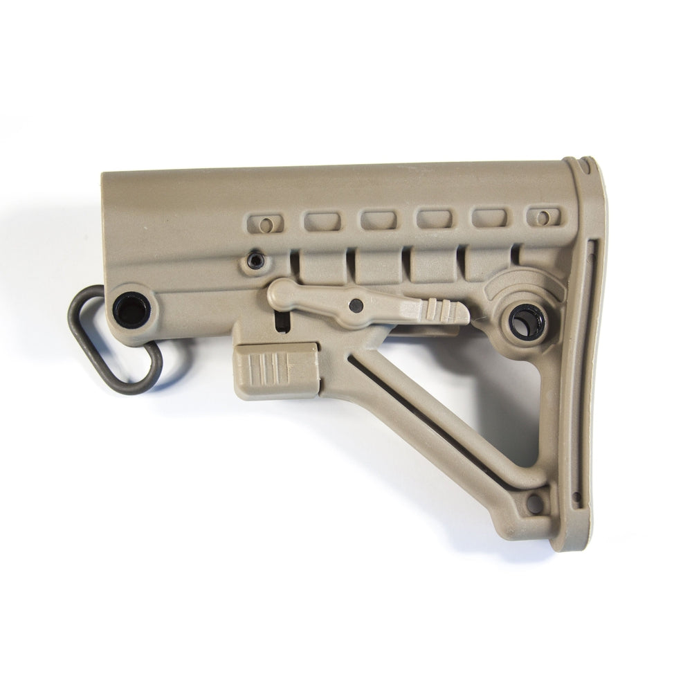 【J&E Machine Tech】Made in USA Skeleton A-Frame Adjustable Stock California Compliant Commercial  Spec  Made in USA #00462