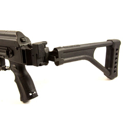 【JE Machine Tech】Made in USA 922r Compliant AK47 Folding Stock Black #00205