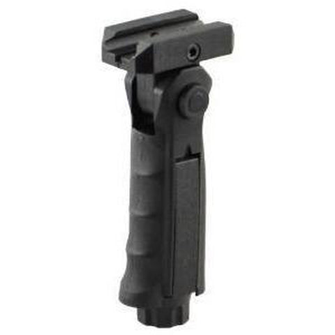 【Hunter Select】5-Position Adjustable Polymer Vertical Grip w/ Switch Slots- 3 Colors #00206