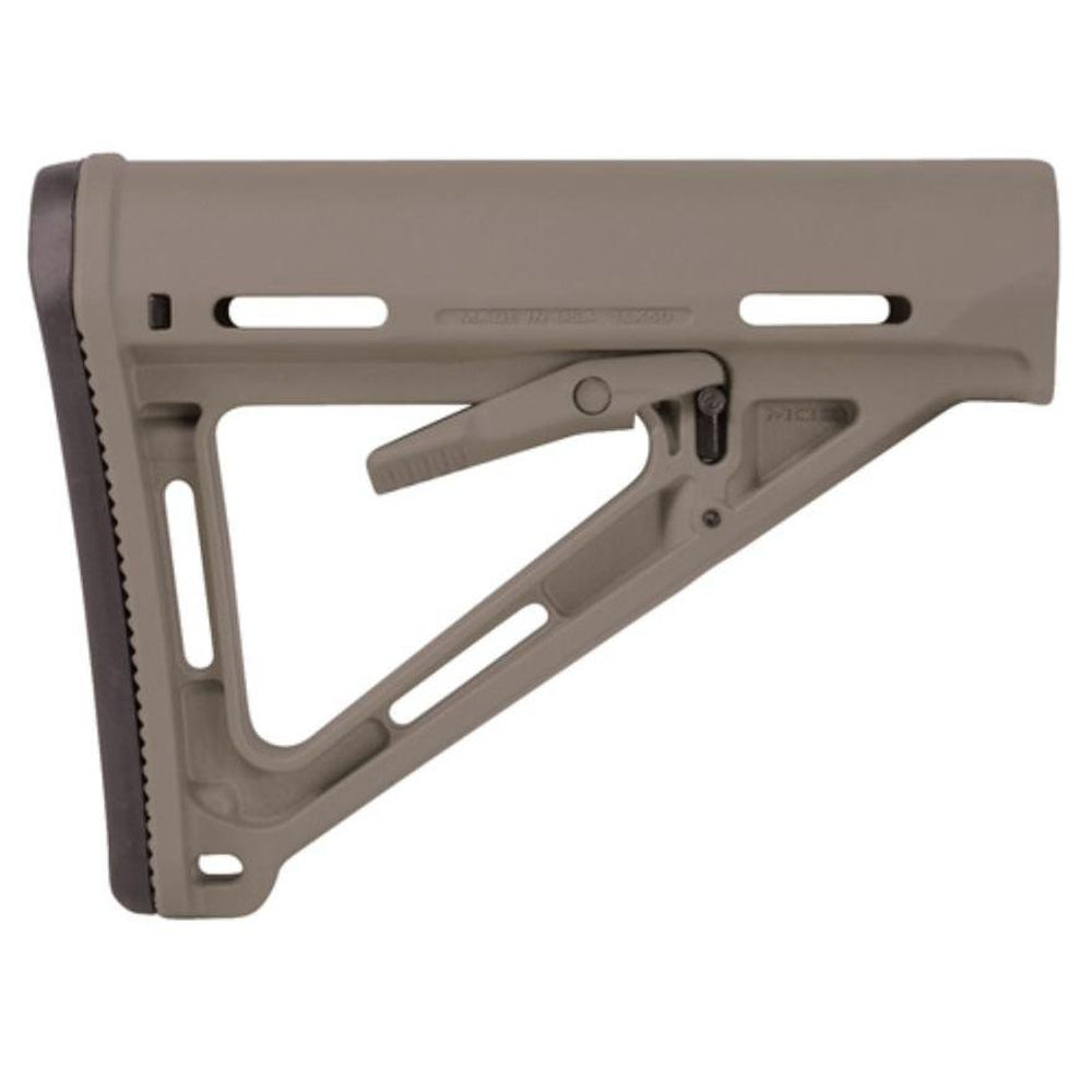 【Magpul】MOE Carbine Mil-Spec Stock Black/Tan #00611