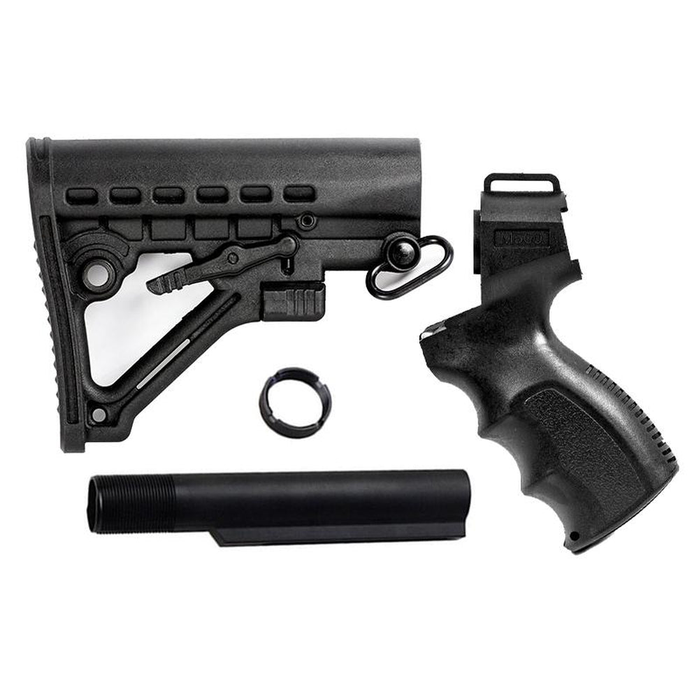 【Hunter Select】Mossberg M500 Grip Stock, Buffer Tube Combo Set #00332