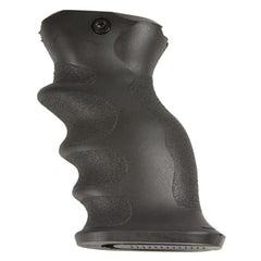 【JE Machine Tech】Made in USA Finger Grooves Vertical Pistol Shotgun Grip w/ Storage Compartment #00421