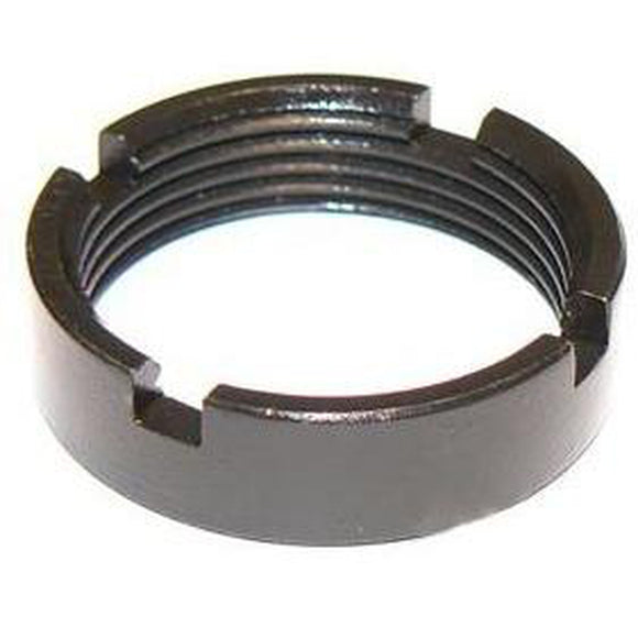 【Hunter Select】Castle Nut for Carbine Receiver Extension Buffer Tube - Lock Ring - Mil-Spec #00228