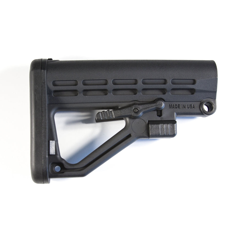 【JE Machine Tech】AR-15 Featureless Buttstock Made in USA Mil-Spec #00466