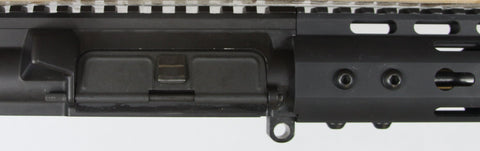 【JE Machine Tech】Made in USA Continuous Top Rail with Anti Rotate feature Gen-2 NSR Handguard 9