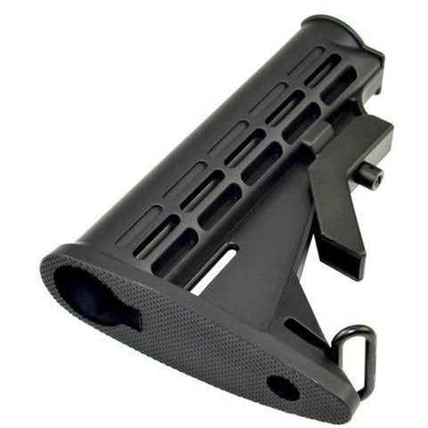 【Hunter Select】Commercial Spec Standard Carbine Adjustable Butt Stock - 3 Colors #00250
