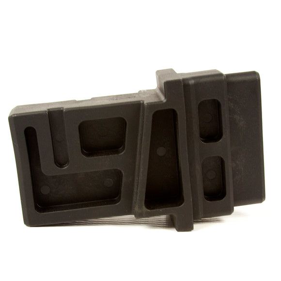 【Hunter Select】Compatible to DPMS Del-Ton Platform Vise Block (Works for Upper and Lower Receiver) 2 colors Black/Tan #00260