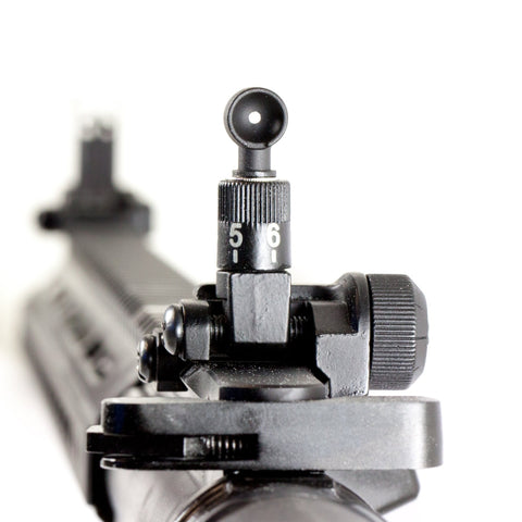 【Hunter Select】Low Profile Flip-up A2 Iron Tactical Sight - Rear #00246