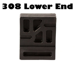 【Hunter Select】Enhanced Black 308 Vice Block- Lower Receivier #00258
