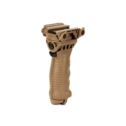 【Hunter Select】Advanced Bipod Grip w/ Adjustable Bipods and Features a Pivoting/Swiveling Head #00221