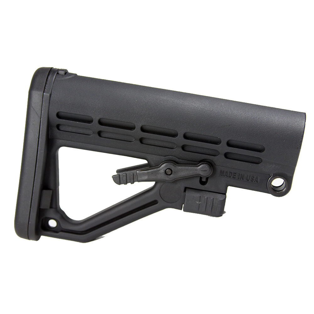 【JE Machine Tech】AR-15 Buttstock 6 Position Mil -Spec Made in USA #00426