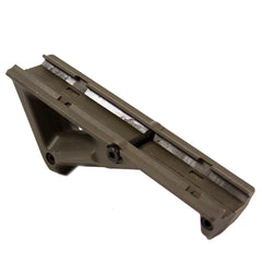【J&E Machine Tech】Made in USA Glass Filled Nylon 66 Polymer Forward Angled Grip #00220