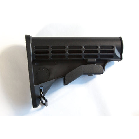 【JE Machine Tech】AR-15 Featureless Fixed Buttstock Mil Spec Standard Carbine #00460